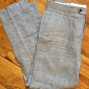 GORGEOUS BROOKS BROTHERS Irish Linen Pants